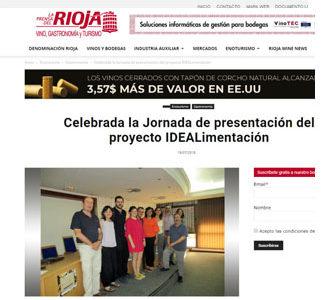 Prensa del Rioja 19/07/18